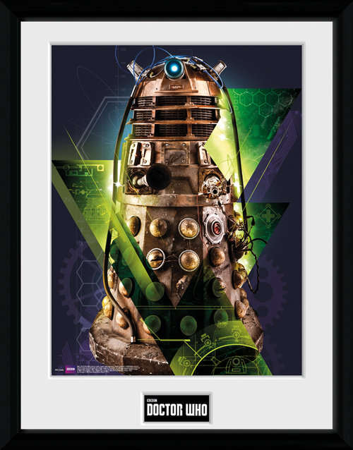 Póster Doctor Who 132384