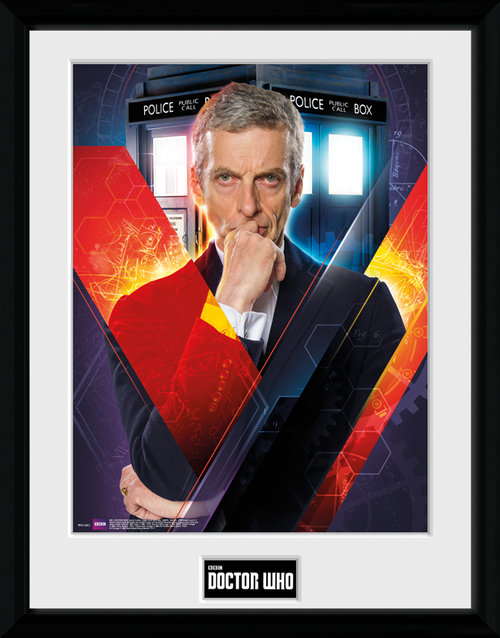 Póster Doctor Who 132387