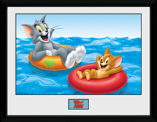 Póster Tom & Jerry 132449