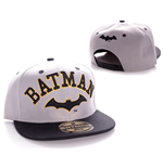 Batman Gorra Béisbol Text Old Logo
