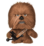 Star Wars Fabrikations Peluche Chewbacca 15 cm
