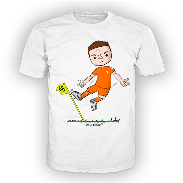 cheaper eb63a edce1 T-shirt bambino grafica HUNTER