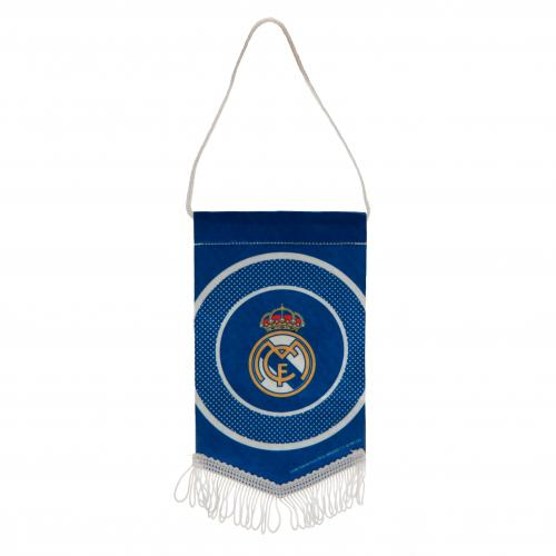 Banderita Real Madrid