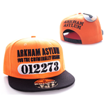 Batman Arkham Asylum Gorra Béisbol For The Criminally Insane