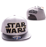 Star Wars Gorra Béisbol Black Yellow Logo