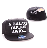 Star Wars Gorra Béisbol A Galaxy Far Away
