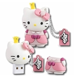 "Memoria USB Hello Kitty ""Princess"" 8GB"