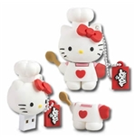 "Memoria USB Hello Kitty ""Kitchen"" 8GB"