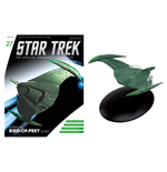 Star Trek Official Starships Collection Revista con Modelo #27 Romulan Bird-of-Prey (2152)