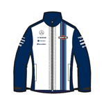 Chaqueta Soft Shell Williams Martini Racing 2015 de mujer