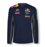 Camiseta manga larga Red Bull