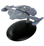 Star Trek Official Starships Collection Revista con Modelo #29 Jem Hadar Bug