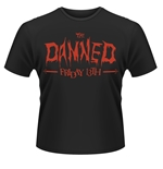 Camiseta The Damned Friday 13TH