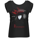 Camiseta The Damned Phantasmagoria