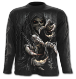 Camiseta manga larga Spiral Death Claws