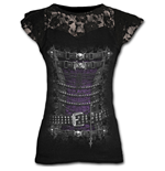 Top Spiral Waisted Corset