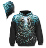 Sudadera Spiral Flaming Spine