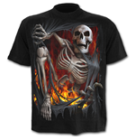 Camiseta Spiral Death RE-RIPPED