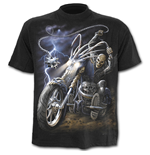 Camiseta Spiral Ride To Hell