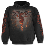 Sudadera Spiral Dragon Furnace