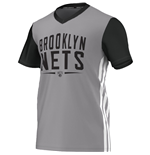 Camiseta Brooklyn Nets (Gris)