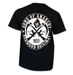 Camiseta Sons of Anarchy Redwood Original