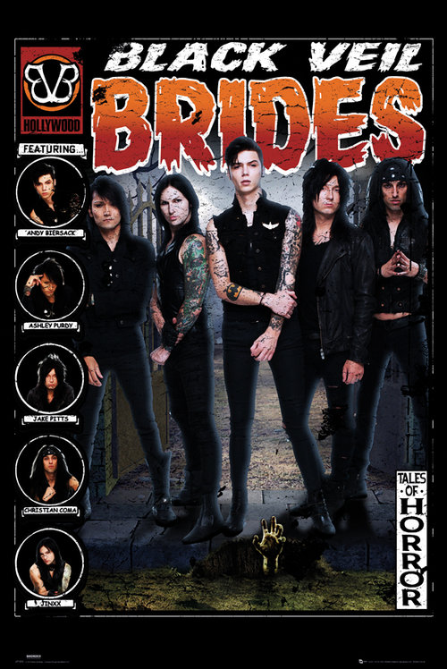 Póster Black Veil Brides 135430