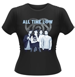Camiseta All Time Low 135491