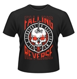Camiseta Falling In Reverse Straight To Hell