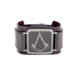 Assassin´s Creed Rogue Pulsera de cuero Metal Crest
