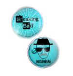 Breaking Bad Pack 2 Calentadores de Mano Set Heisenberg Logo
