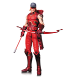 Red Hood and the Outlaws Figura Arsenal 17 cm