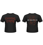 Camiseta Cannibal Corpse 136374