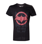 Camiseta DC COMICS Batman Arkham Knight Red Hood Logo - XL