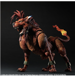Final Fantasy VII Advent Children Play Arts Kai Figura Red XIII 23 cm