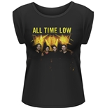 Camiseta All Time Low Goodnight