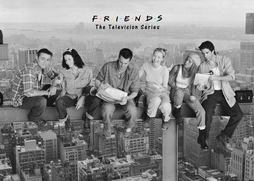 Póster Friends 137002