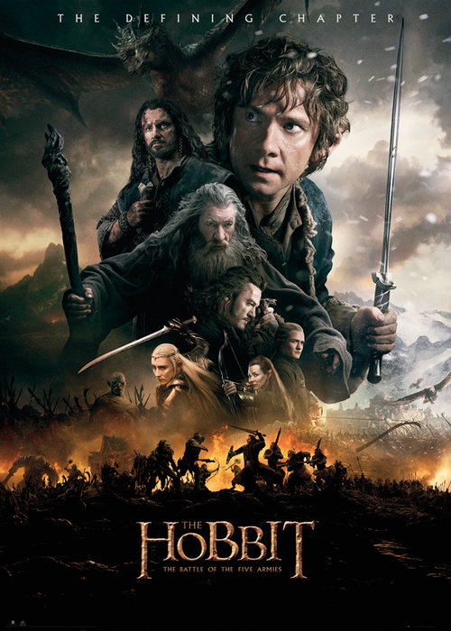 Póster The Hobbit 137083