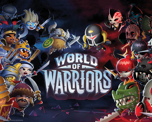 Póster World of Warriors 137120