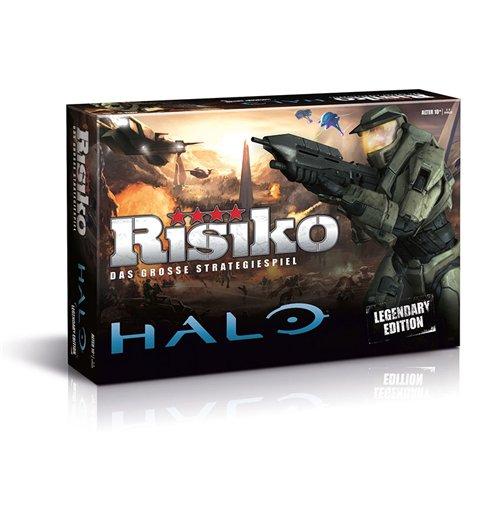Compra Halo Juego De Mesa Risk Edicion Aleman Original