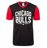Camiseta Chicago Bulls (Negro)
