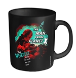 Taza The Plan 9 - Man From Planet X THE MAN FROM PLANET X