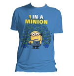 Camiseta Gru, mi villano favorito 2  1 in a Minion- S