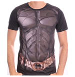 Camiseta DC COMICS Batman The Dark Knight Uniform Sublimation - M