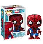 Marvel Comics POP! Vinyl Figura Spider-Man 10 cm