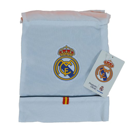 Bolso Real Madrid (Blanco)