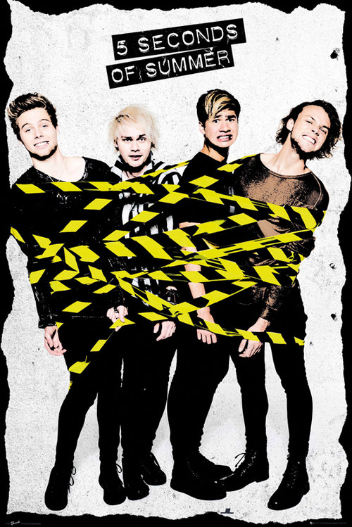 Póster 5 seconds of summer 137976