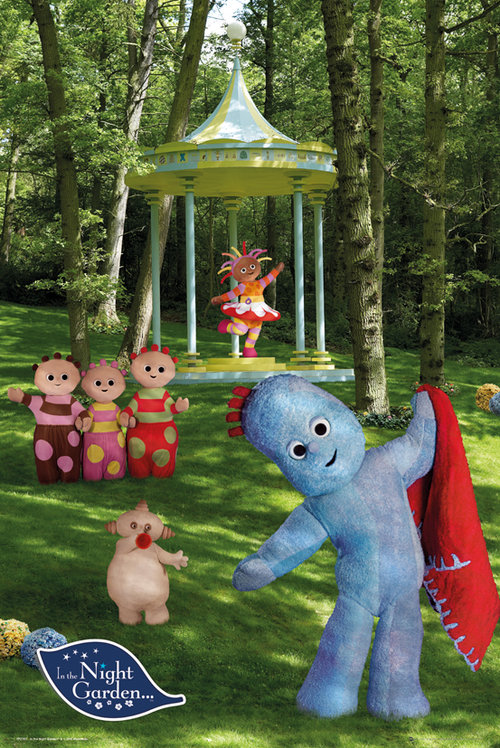 Póster In The Night Garden 137979