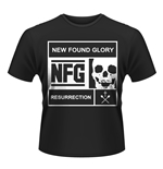 Camiseta New Found Glory 138015