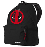 Marvel Comics Mochila Deadpool Logo
